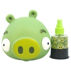Angry Birds Angry Birds - King Pig 3.4oz Cologne Spray, Money Box