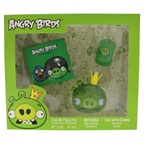 Angry Birds Angry Birds - King Pig 1.7oz EDT Spray, Notepad, Tag with Chain