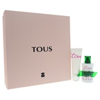 Tous Tous Love Moments 1.7oz EDT Spray, 1.7oz Shower Gel