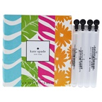 Kate Spade Truly Mini Sampler Set 4x4 ml EDT Splash Truly Dazzling, Truly Gracious, Truly Daring, Truly Joyful