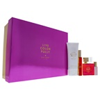 Kate Spade Live Colorfully 3.4oz EDP Spray, 0.34oz EDP Rollerball, 3.4oz Body Cream, 0.16oz EDP Sunset Rollerball