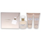 Carven Le Parfum 3.33oz EDP Spray, 3.33oz Perfumed Body Milk, 3.33oz Perfumed Bath and Shower Gel
