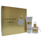 Carven LAbsolu 1.66oz EDP Spray, 3.33oz Perfume Body Milk