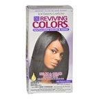 Dark and Lovely Reviving Colors # 391 Radiant Black Hair Color