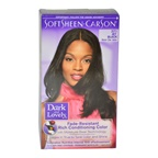 Dark and Lovely Fade Resistant Rich Conditioning Color # 371 Jet Black Hair Color