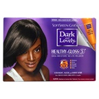 Dark and Lovely Healthy Gloss 5 Shea Moisture Relaxer Kit - Super Hair Color