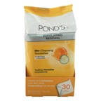 Pond's Wet Cleansing Towelettes Morning Refresh with Citrus & Cucumber