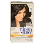 Clairol Nice'n Easy Color Blend # 122 Natural Black Hair Color