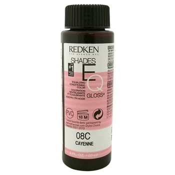 Redken Shades EQ Color Gloss 08C - Cayenne Hair Color