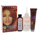 Clairol Textures & Tones Permanent Moisture-Rich Haircolor - # 8RO Flaming Desire Hair Color