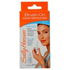 Sally Hansen Pain Free Brush On Hair Remover Creme For Face Extra Moisturizing Hair remover