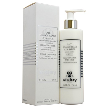 Sisley Cleansing Milk with Sage Cleanser
