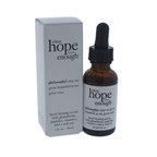 Philosophy When Hope Is Not Enough Facial Firming Serum Serum