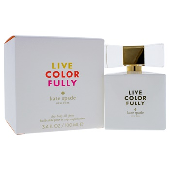 Kate Spade Live Colorfully Dry Oil Body Oil