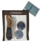 Cowshed On The Hoof Pedicure Maintenance Kit 0.88oz On The Hoof Reviving Foot Scrub, 0.88oz On The Hoof Healing Foot Balm, Foot File, Socks