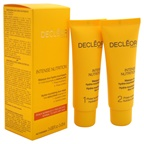Decleor Intense Nutrition Hydra-Nourishing Duo Mask 0.83oz Intense Nutrition # 1, 0.83oz Intense Nutrition # 2