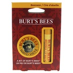 Burt's Bees Bit Of Burts Bees - Beeswax Kit 0.15oz Beeswax Lip Balm with Vitamin E & Peppermint, 0.3oz Hand Salve