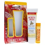 Burt's Bees Hive Favorites - Beeswax Kit 0.15oz Beeswax Lip Balm with Vitamin E & Peppermint, 1.0oz Body Lotion with Milk & Honey