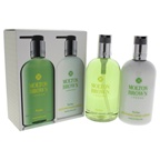 Molton Brown Puritas Hand Care Set 10oz Puritas Fine Liquid Hand Wash, 10oz Puritas Soothing Hand Lotion