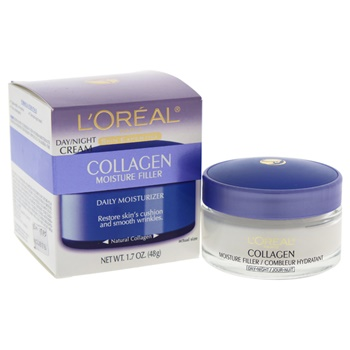 L'Oreal Paris Collagen Moisture Filler Day/Night Cream Moisturizer