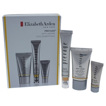 Elizabeth Arden Prevage Anti-Aging Eye Essentials Set 0.7oz Anti-Aging Eye Serum, 0.17oz Anti-Aging Daily Serum, 0.5oz Anti-Aging Moisture Cream SPF 30