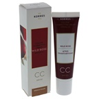 Korres Wild Rose CC Colour Correcting Cream SPF 30 - Medium Shade