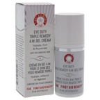 First Aid Beauty Eye Duty Triple Remedy A.M. Gel Cream Eye Gel