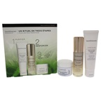 BareMinerals Skinsorials Kit 1.7oz Pure Plush, 1oz Skinlongevity, 1oz Bare Haven