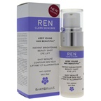 Ren Keep Young and Beautiful Instant Brightening Beauty Shot Eye Lift Serum