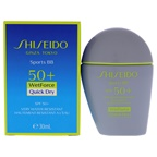 Shiseido Sports BB WetForce SPF 50 - Dark Sunscreen