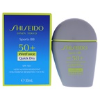Shiseido Sports BB WetForce SPF 50 - Medium Sunscreen