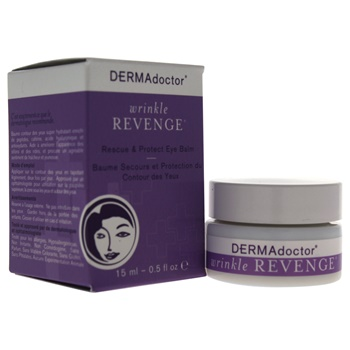 DERMAdoctor Wrinkle Revenge Rescue  Protect Eye Balm