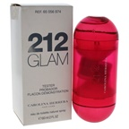 Carolina Herrera 212 Glam EDT Spray (Tester)